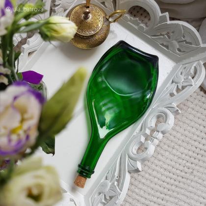 Тарелка-бутылка #36
