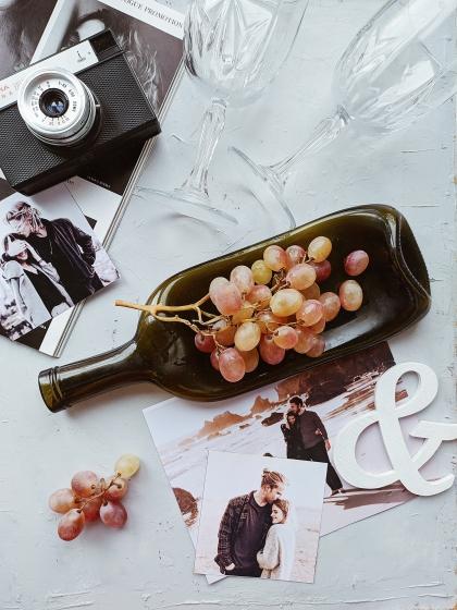 Тарелка бутылка #2
