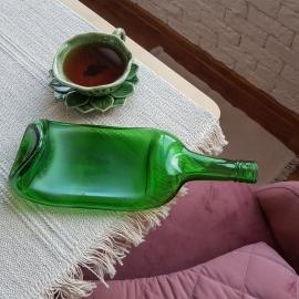 Тарелка бутылка #6